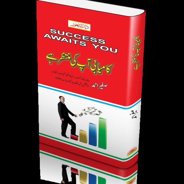 Success Awaits You By Saghir Ahmad