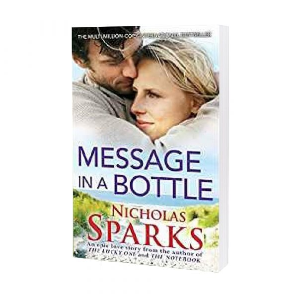 Message In A Bottle (Novel) By Nicholas Sparks