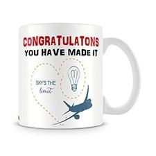 congratulation mug