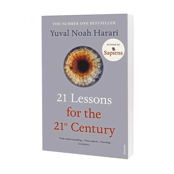 21 Lessons For The 21st Century In English By Yuval Noah Harari