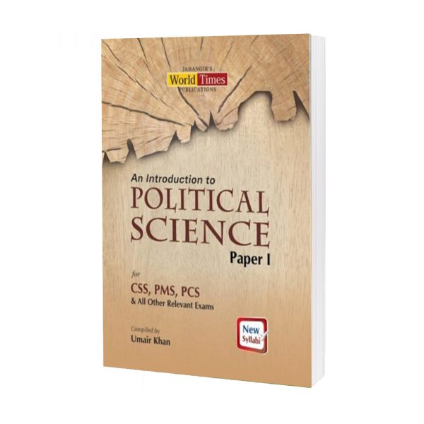 AN INTRODUCTION OF POLITICAL SCIENCE PAPER 1