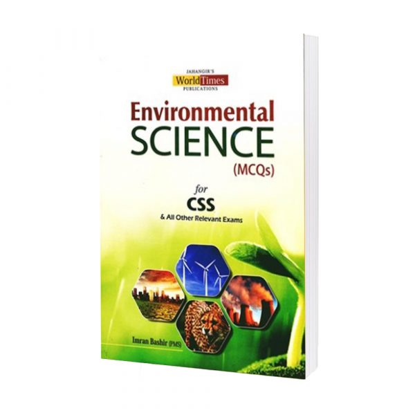Environmental Science MCQs By Imran Bashir JWT