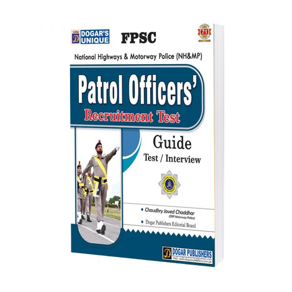 FPSC Patrol Officers' Recruitment Guide