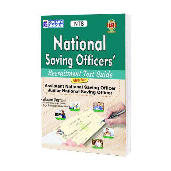 National Saving Officers NTS