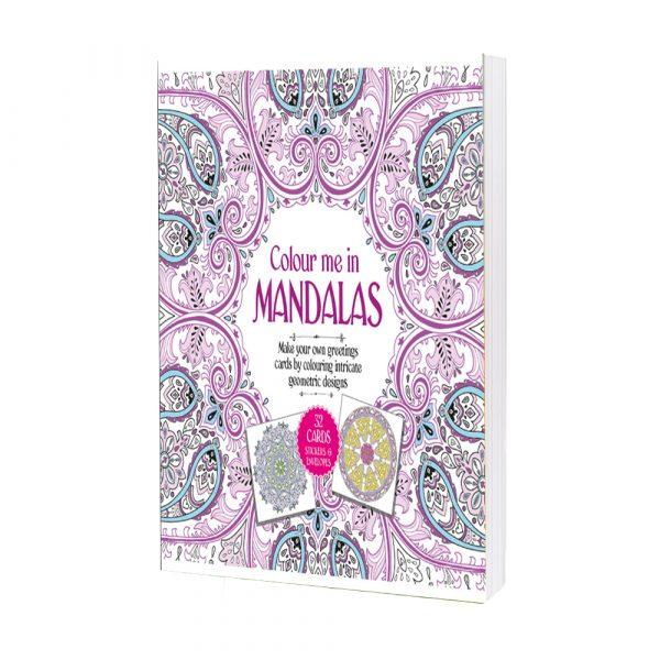 Colour Me In Mandalas By Jake Mcdonald