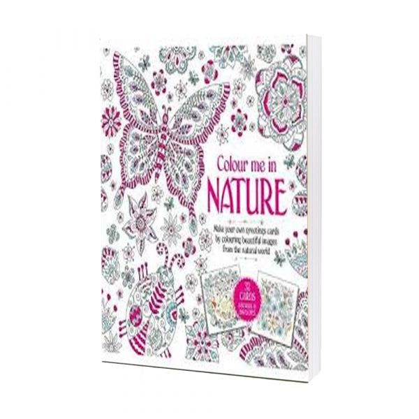 Colour Me In Nature By Amanda Hillier