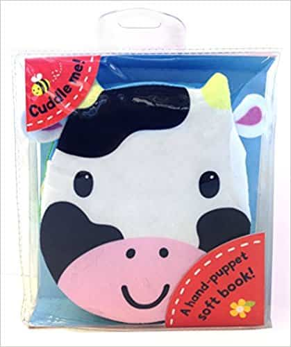 Cuddly Cloth Puppets -Cows Go Moo!A Soft Book By Zoe Bennett