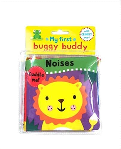 My First Buggy Buddy-Noises (Buggy Buddies) By Jo Moon