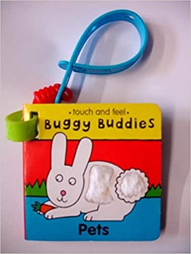 My First Buggy Buddy - Patterns (Buggy Buddies) By Jo Moon