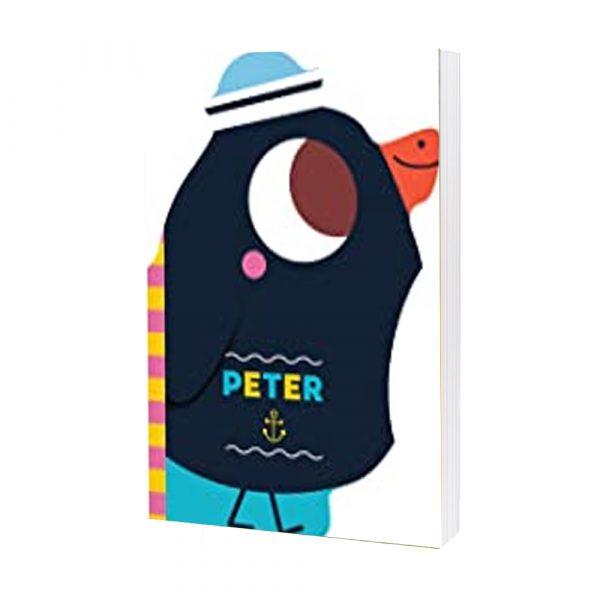Peter The Penguin (My Bath Friend) Bath Book By Auzou