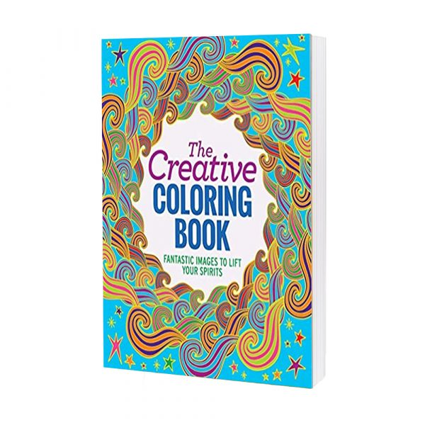 The Creative Coloring Book By Joann Padgett