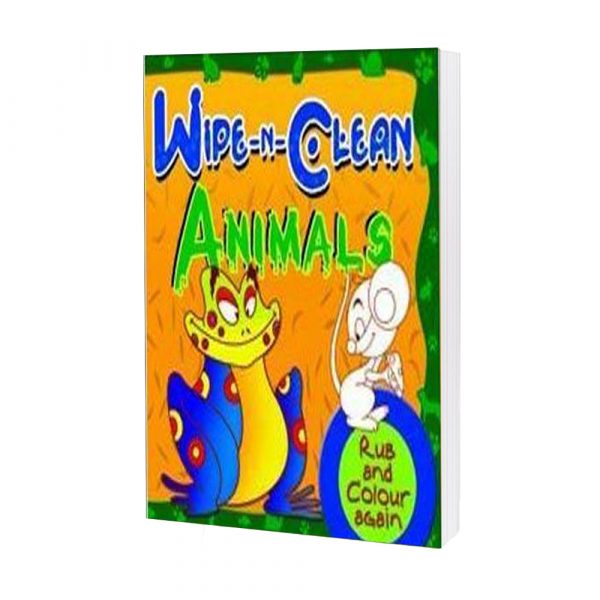 Wipe And Clean Animals